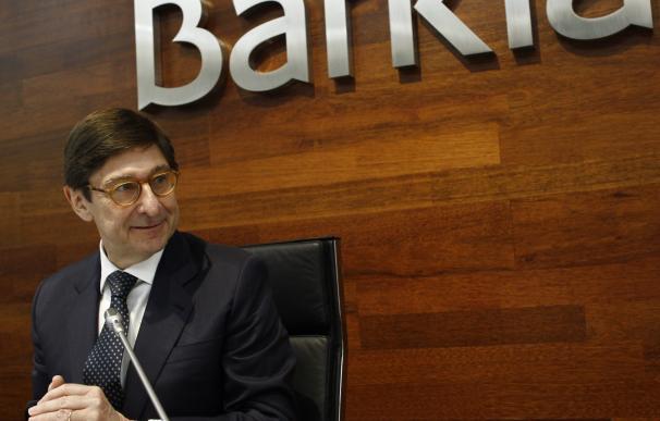 Goirigolzarri espera que el FROB encuentre este ejercicio una ventana de oportunidad para privatizar Bankia