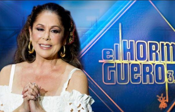En directo: las frases de Isabel Pantoja en El Hormiguero