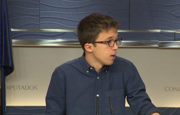 'Errejonistas' critican la falta de voluntad de acuerdo del equipo de Iglesias tras su ausencia en una reunión