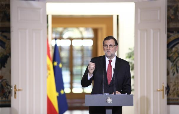 Rajoy recuerda a las víctimas de ETA, el día que se cumplen 19 años del asesinato de Jiménez Becerril y su mujer
