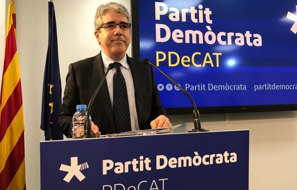 Homs lleva a Fiscalía a Rajoy por presunta desobediencia al incumplir sentencias del TC