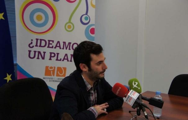 Unos 600 jóvenes mejorarán su capacitación laboral en Extremadura a través de 50 actividades del programa 'Hipatia'