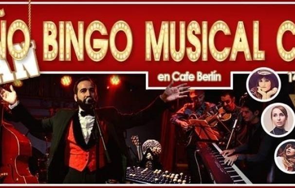 Rozalén, Zahara y Carmen Boza, en febrero en el Pequeño Gran Bingo Musical Chillón