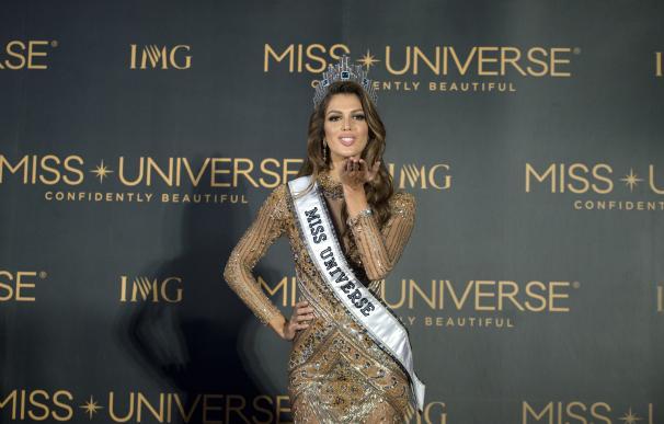 Imágenes de Miss Universo con Iris Mittenaere como nueva reina