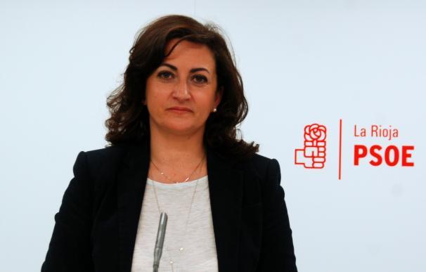 """Andreu (PSOE): """"En La Rioja no somos de Pedro Sánchez ni de Patxi López y somos de los dos a la vez"""""""