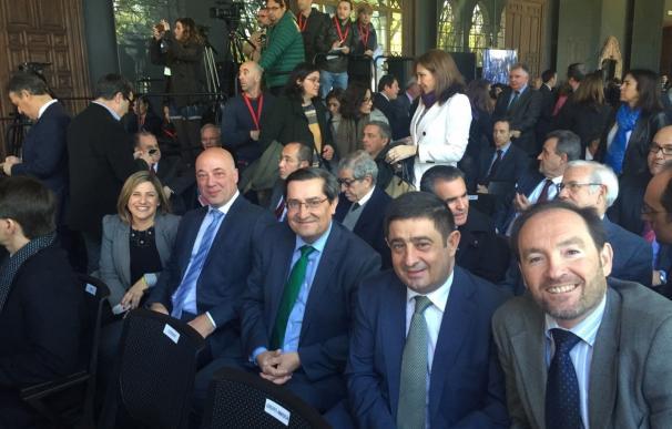 Antonio Ruiz destaca que el Pacto Andaluz por la Industria entronca con el Plan Impulso de la Diputación