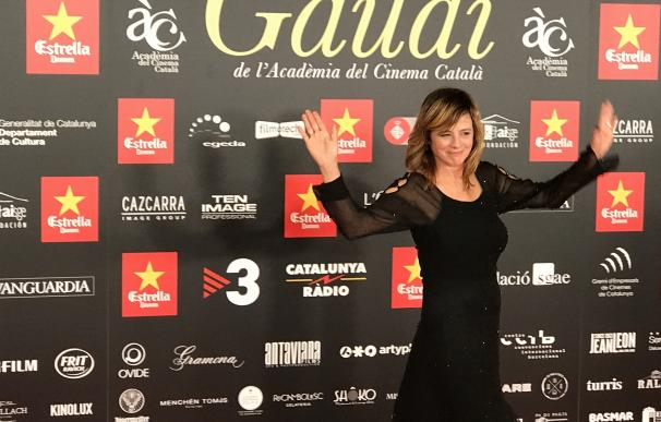 Emma Suárez y Eduard Fernández, IX Premis Gaudí a Mejores Protagonistas