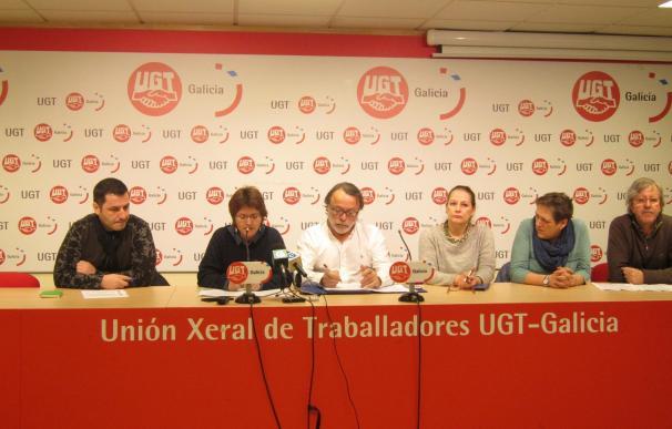 Trabajadores del Sergas protestarán este miércoles para reclamar a la Xunta la recuperación de sus salarios