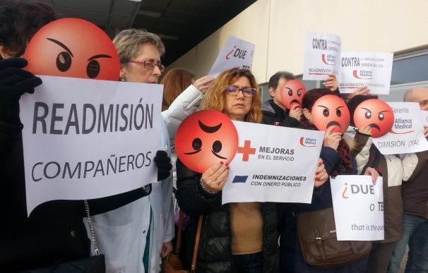 """UGT señala dos despidos """"antisindicales"""" en Radiología y pide su readmisión"""