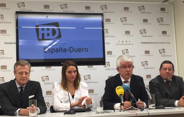 La recién creada Fundación EspañaDuero permitirá visitar el edificio Botines de León a partir del mes de abril