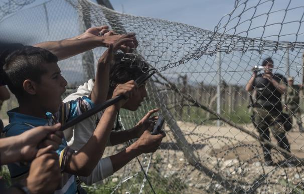 Este martes se inaugura en Cuenca una exposición sobre refugiados de un exalumno de la Facultad de Periodismo