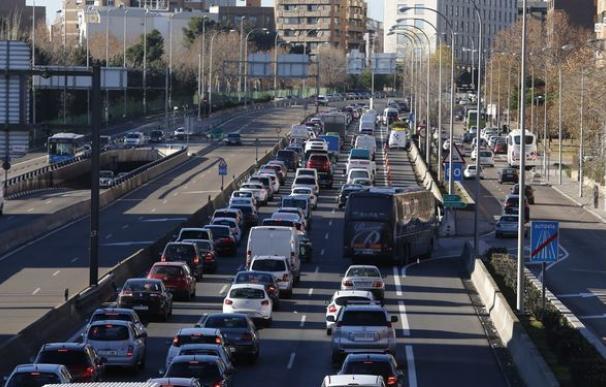 El estudio ha analizado la manera de conducir de los españoles.