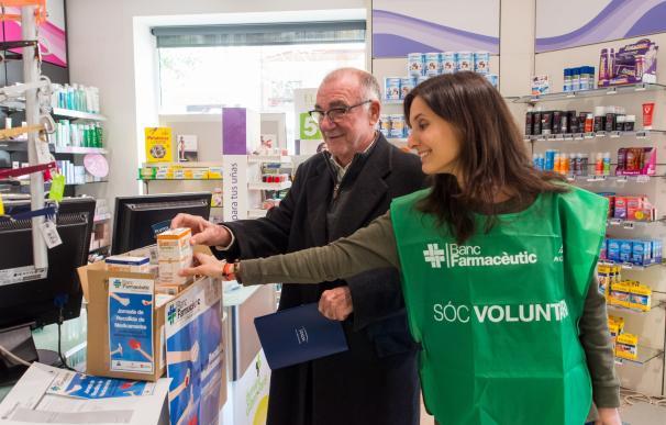 La ONG Banco Farmacéutico celebrará en marzo la décima Campaña de Medicamentos Solidarios