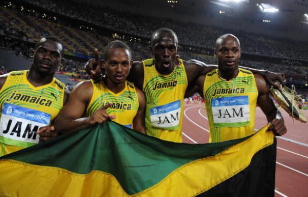 Bolt pierde el oro de Pekín en el relevo 4x100 por el dopaje de Nesta Carter