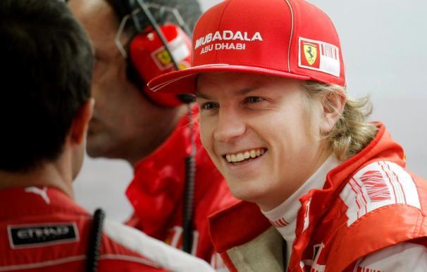 Raikkonen quiere despedirse de Ferrari con algo bueno