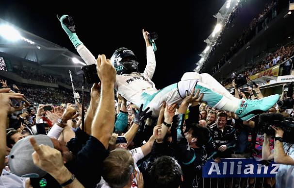 Rosberg acaba con la hegemonía de Hamilton y emula a su padre 34 años después