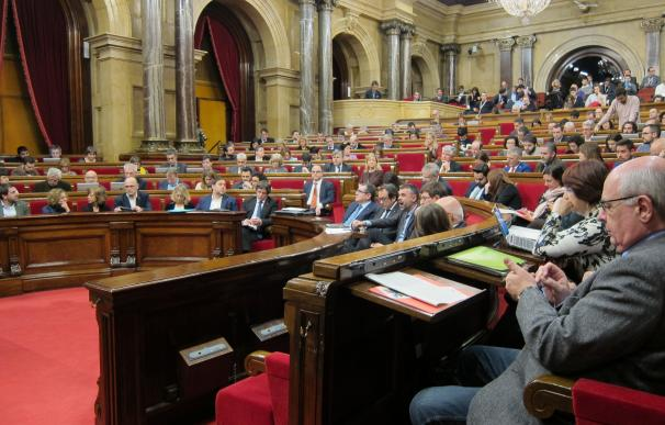 El Parlament tramita la modificación de la Ley de la CCMA y del CAC
