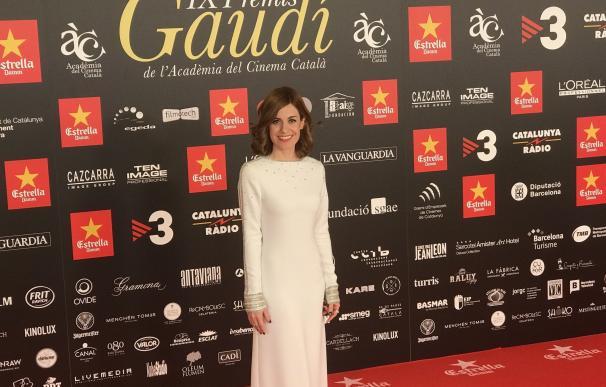 Alexandra Jiménez y Karra Elejalde, IX Premis Gaudí a Mejores Actores Secundarios