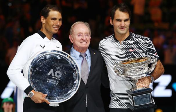 Nadal y Federer, una amistad que va por encima de una final de Grand Slam