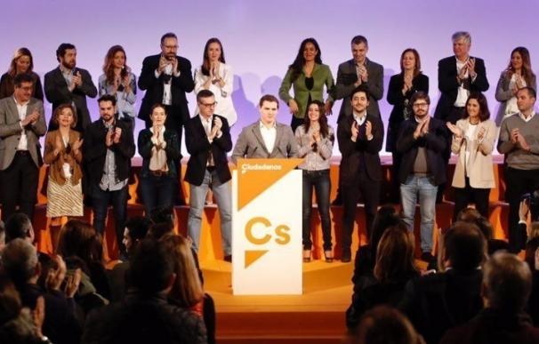 Fernando Giner y Toni Cantó, al frente de autónomos y anticorrupción en la nueva Ejecutiva de C's