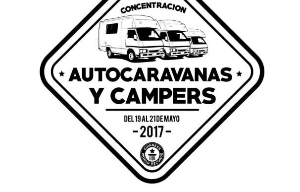 El Circuito Los Arcos intentará conseguir el récord Guiness de concentración de autocaravanas