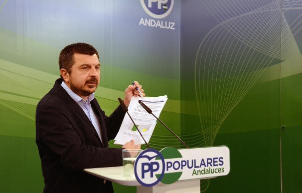 """PP-A critica que la Junta """"sólo había ejecutado a 30 de noviembre el 27% del presupuesto de inversiones en sanidad"""""""