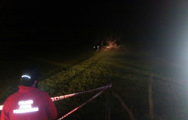 Un hombre de 53 años fallece en Errazu al caerse de un árbol que estaba podando