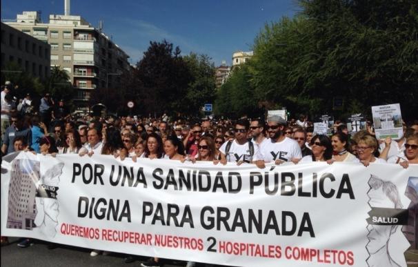 PP-A pedirá el jueves en el Parlamento que Junta inicie una negociación con profesionales sanitarios y plataformas
