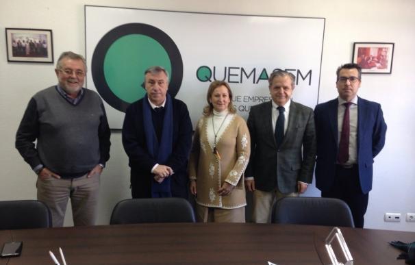 PP pide un plan integral de mantenimiento en el polígono industrial de Las Quemadas