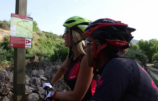 IMBA certifica los 1.510 kilómetros de señalización BTT del Camino del Cid entre Burgos y Orihuela (Alicante)