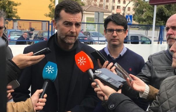 """Maíllo anuncia un plan de acción sobre """"pobreza laboral"""" e insiste en la nacionalización de las eléctricas"""