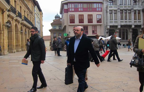 """Caunedo (PP) pide al tripartito defender la capitalidad ante los """"intentos antimunicipalistas"""" del Principado"""