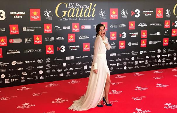 Actores, directores y productores animan una glamurosa alfombra roja de los IX Premis Gaudí