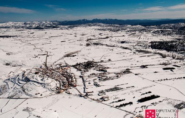 Consorcio Provincial de Bomberos ha movilizado a más de 200 efectivos diarios desde el inicio del temporal