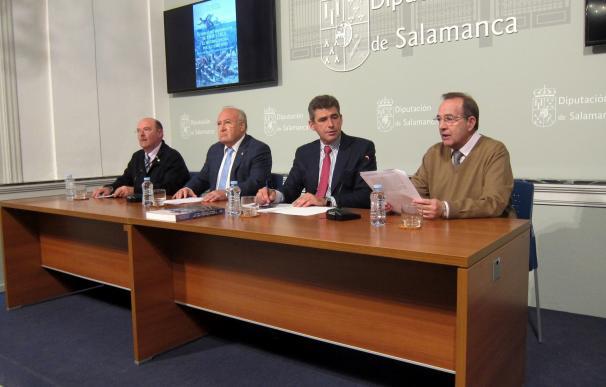 """Diputación de Salamanca edita """"una obra de referencia internacional"""" sobre la defensa de España ante tropas francesas"""