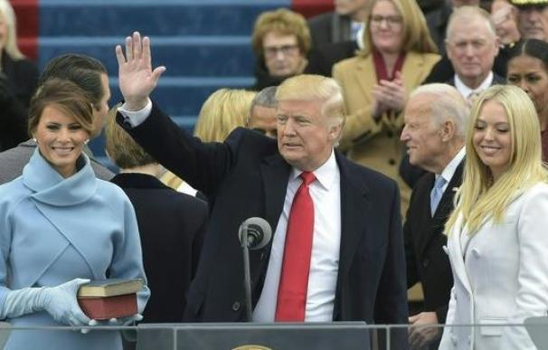 No es un discurso inspirador como el de Kennedy o Reagan