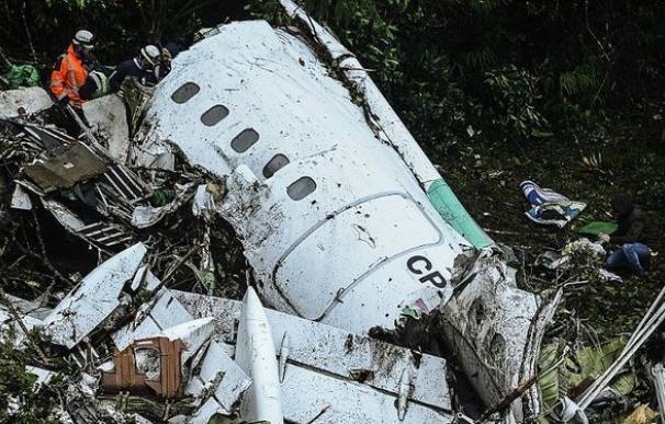 El técnico del vuelo del Chapecoense culpa del accidente al piloto