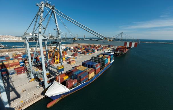 El Puerto de Tarragona duplica exportaciones a Turquía con su línea regular