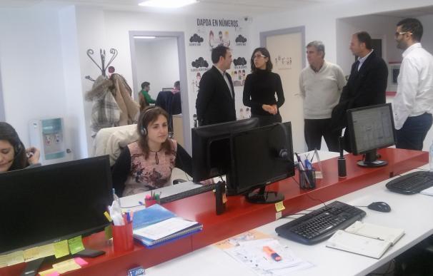 La Junta abre líneas de colaboración con Dapda.com, referente en el sector de la automoción