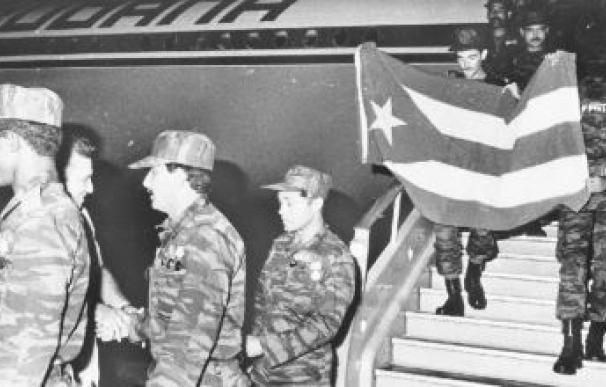 La Operación Carlota, la mayor campaña militar de Fidel Castro