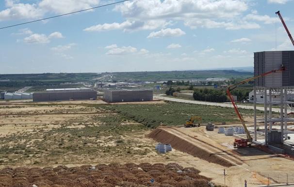 La empresa Asofrube instalará su almacén central de fruta en la Plataforma Logística de Fraga