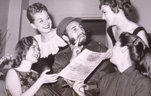 Fidel Castro, el hombre de las dos esposas y las 35.000 amantes