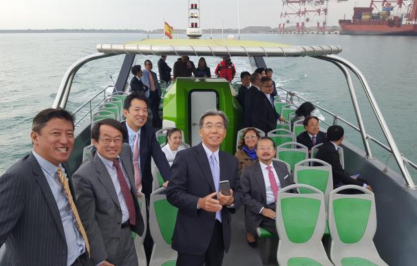 El Puerto de Barcelona estrecha lazos con las empresas japonesas instaladas en España