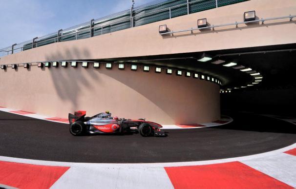 Kovalainen, el mejor en los segundos libres; Alonso decimosexto y Alguersuari, 19