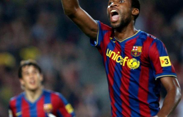 El Barcelona aplasta al Zaragoza y se distancia del Real Madrid