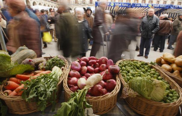 La inflación armonizada modera su caída en octubre hasta el -0,6 por ciento interanual