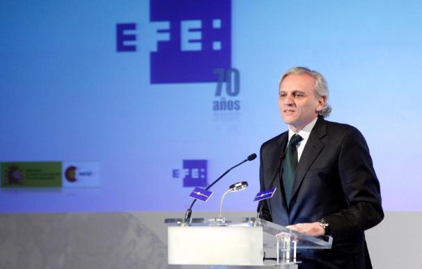 La Dirección de EFE afirma que el 60 por ciento de la plantilla no apoya la huelga propuesta por el Comité