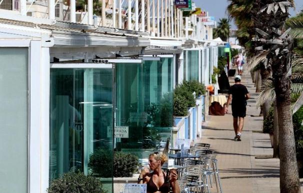 Los turistas extranjeros gastaron un 7,5 por ciento menos en España hasta septiembre