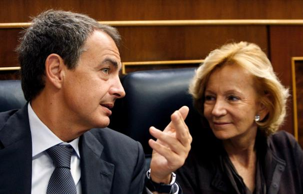 """Salgado propone """"austeridad y disciplina"""" ante el déficit en las CCAA"""