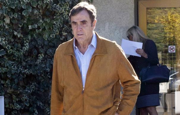 """Manolo Segura: """"Borja está bien y tranquilo. Tiene a sus abogados y ya se resolverá"""""""